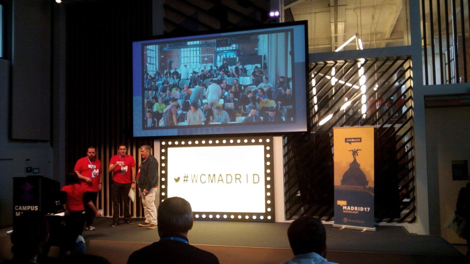 Ponencia WordCamp 2017 Madrid